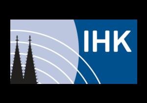 Logo - IHK Köln - Partner der Ibeda Akademie Köln